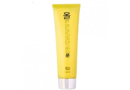 韩元素  二代-橄榄多酚美白保湿洗颜霜150g产品