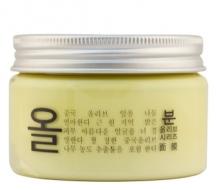 韩元素  二代-绿多酚珍稀凝白靓肤面膜150g